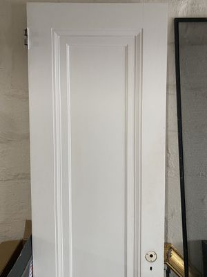 """Solid wood door (80"""" x 24"""") for Sale in Pittsburgh, PA"""