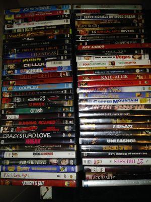Dvd lot #3 for Sale in Lakeland, FL