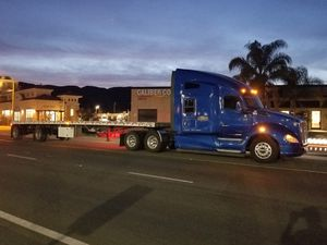 Flatbed Truck for Sale in Chino, CA