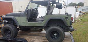 1997 Jeep Wrangler Sport TJ for Sale in La Porte, TX