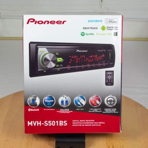 Pioneer MVH-S501BS Digital Media Receiver Car Stereo for Sale in Tampa, FL
