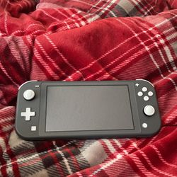 Nintendo Switch Lite Gray, 128GB Micro SD Included for Sale in Oregon City,  OR