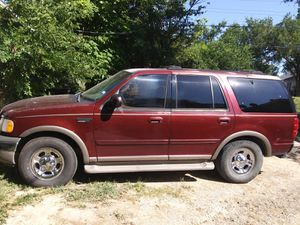 2001 ford expedition for Sale in Waxahachie, TX