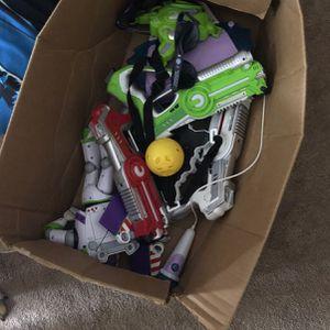 Free Kid Laser Gun Set for Sale in Lantana, FL