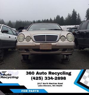2002 Mercedes-Benz E320 *PARTS* for Sale in Lake Stevens, WA