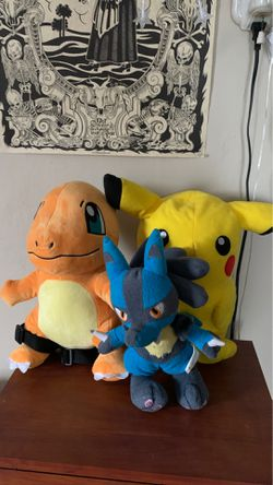 Pokémon plushies for Sale in Providence,  RI