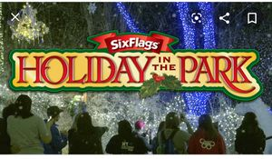 Tengo entradas a six flags. for Sale in Irving, TX