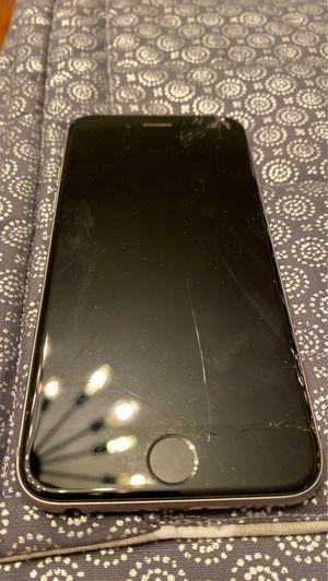 iPhone 6s slight crack for Sale in Salt Lake City, UT