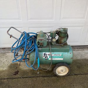 Air Compressor Paint Sprayer for Sale in Tacoma, WA