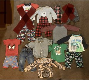 Toddler Clothes/ Size 2 for Sale in Montebello, CA