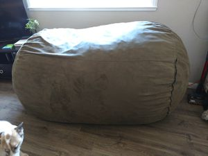 6' Bean Bag Chair for Sale in Soquel, CA
