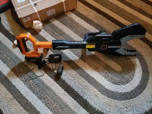 Worx jaw saw for Sale in Reading, PA