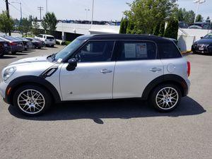 2012 Mini Cooper Countryman S ALL4 Crossover for Sale in Edmonds, WA