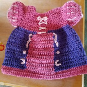 0 to 6 months Rapanzel inspired infant dress for Sale in Dearborn Heights, MI