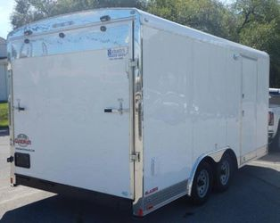 Extremely Clean 2019 Cargo Mate 7X16 for Sale in Tallahassee,  FL