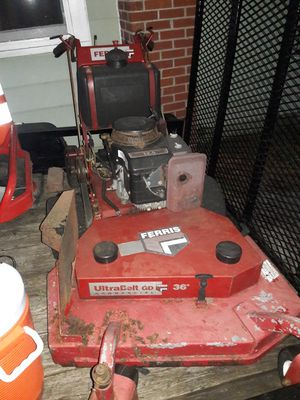 """Ferris 36"""" stand up mower for Sale in Lakeland, FL"""