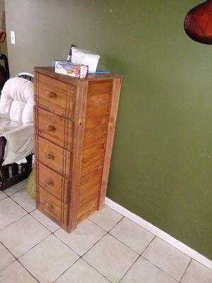 Brown dresser for Sale in Lawrenceville, GA