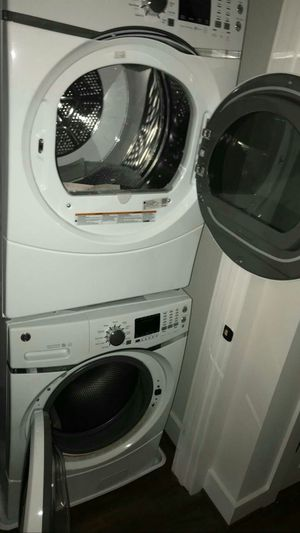 Brand new washer and dryer Ge for Sale in Washington, DC
