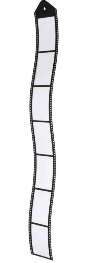 Film strip photo frame for Sale in San Jose, CA