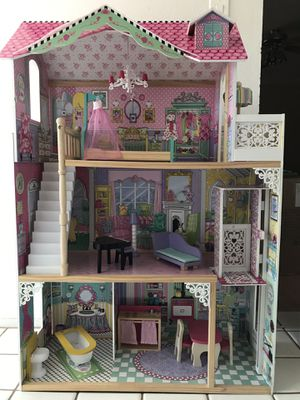 Kidkraft Annabelle Dollhouse for Sale in Scottsdale, AZ