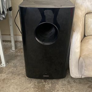 ONKYO SKW-770 Powered Subwoofer for Sale in Covina, CA