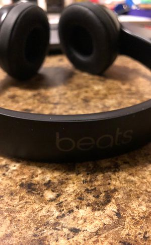 Beats solo 3 Bluetooth headphones for Sale in Salt Lake City, UT
