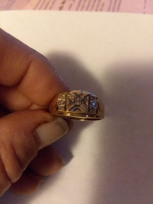 Mens 14K Gold Ring for Sale in Montrose, CO