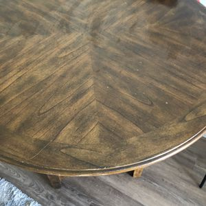 Royal Classics Table With One Chair for Sale in Winter Garden, FL