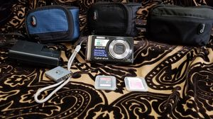 Sony Digital Camera with Case and Optional Memory Card for Sale in Los Osos, CA