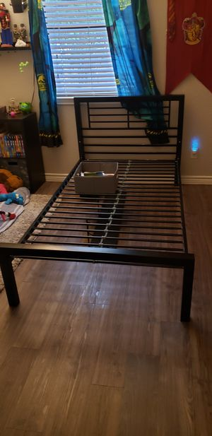 Twin bed frame. for Sale in Austin, TX