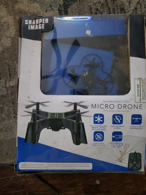 Sharper Image micro drone for Sale in St. Petersburg, FL