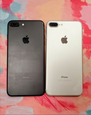 IPhone 7 Plus 32 GB Unlocked Each for Sale in Malden, MA