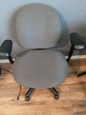Wonderful office chair swivels goes up and down for Sale in Albuquerque, NM