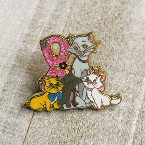 Fantasy Disney Pin - Aristocats Pink Ribbon LE50 for Sale in San Francisco, CA