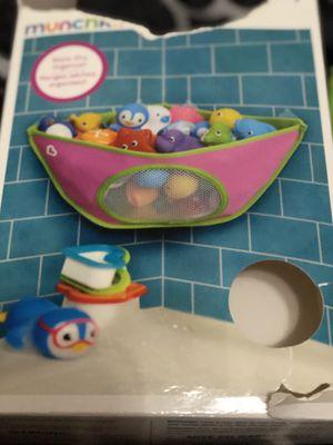 Munchkin Bath Toy Storage for Sale in Satellite Beach, FL