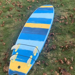 Surfboard And Wet Suit for Sale in Centereach, NY