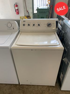 🌟🌟Beige Washer Kenmore Delivery Available #1442🌟🌟 for Sale in Nottingham, MD