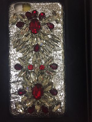 2ME STYLE CRYSTAL RUBY IPHONE 6/6s CASEs for Sale in Lake Forest, CA