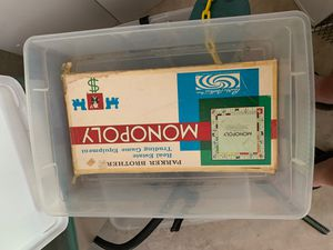 Vintage Monopoly Board Game for Sale in El Cajon, CA