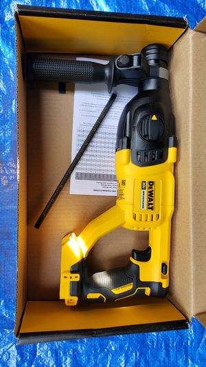 DEWALT SDS-Plus Brushless Rotary Hammer Drill for Sale in DeSoto, TX
