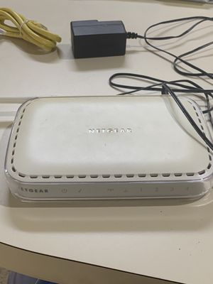 Netgear Router for Sale in Colorado Springs, CO