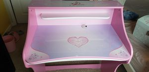 Girl's Disney Princess Desk by Delta for Sale in Sherwood, OR