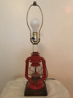 Vintage Lantern Lamp for Sale in Chester, VA