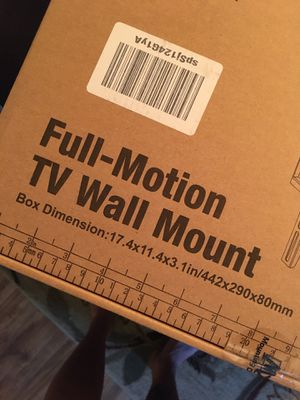Tv wall mount for Sale in Monroe, WA