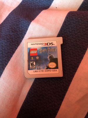 Lightly used LEGO Harry Potter game for Nintendo 3ds for Sale in Brooklyn, NY