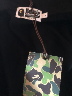 Brand new LARGE authentic Bape sweater for Sale in Anaheim, CA