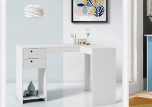 Small white bedroom desk for Sale in San Jose, CA