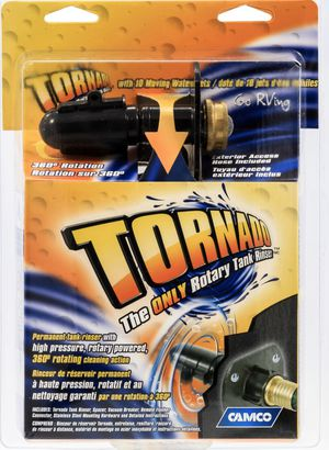 Black Tank Rinse - Camco Tornado for Sale in Phoenix, AZ