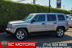 2017 Jeep Patriot for Sale in Placentia, CA
