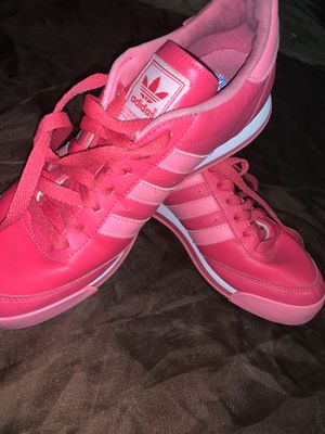 Nike size shoe and slide size 6y Adidas 7 converse 7 $25 s piece for Sale in Pflugerville, TX